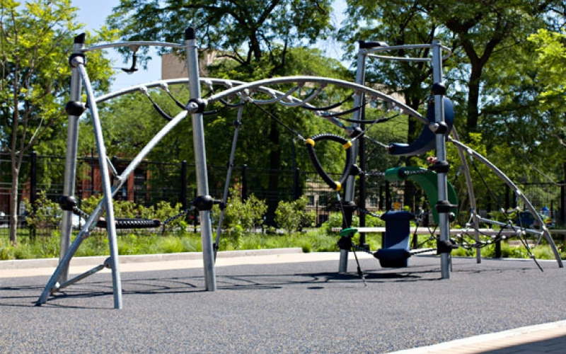 The Grant playground