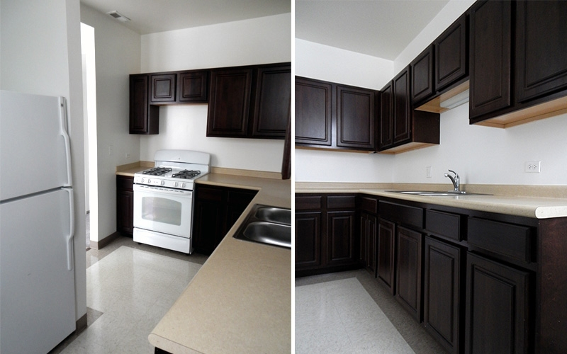 Renaissance Apartments kitchen