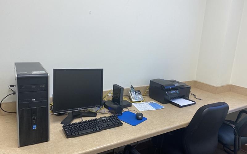 Archer Ave computer lab