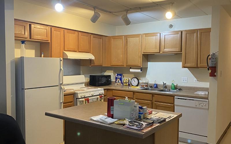 Archer ave unit kitchen