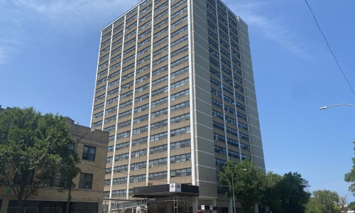 Preservation of Affordable Housing acquires Island Terrace Apartments near future site of Obama Presidential Center